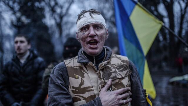 Ucraina are un presedinte interimar: Aleksandr Turcinov. Ce i-a spus Angela Merkel la telefon Iuliei Timosenko - Imaginea 30