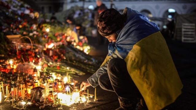 Tensiuni intre Rusia si Ucraina. Kremlinul critica abrogarea legii lui Ianukovici privind limbile minoritatilor