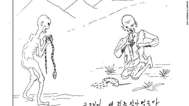 Prizonieri infometati, mancand iarba, sobolani sau furnici. Marturia unui gardian care a fugit din iadul nord coreean - Imaginea 3