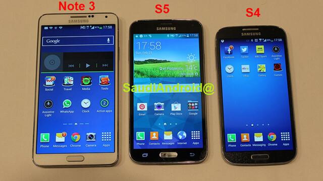 Samsung Galaxy S5, lansat la Barcelona. George Buhnici relateaza despre ce poate sa faca noul model. GALERIE FOTO - Imaginea 1