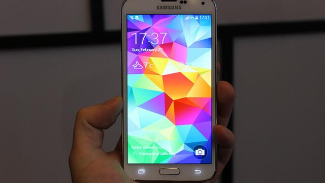 Samsung Galaxy S5, lansat la Barcelona. George Buhnici relateaza despre ce poate sa faca noul model. GALERIE FOTO - Imaginea 2