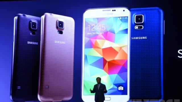 Samsung Galaxy S5, lansat la Barcelona. George Buhnici relateaza despre ce poate sa faca noul model. GALERIE FOTO - Imaginea 6