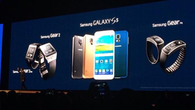 Samsung Galaxy S5, lansat la Barcelona. George Buhnici relateaza despre ce poate sa faca noul model. GALERIE FOTO - Imaginea 7
