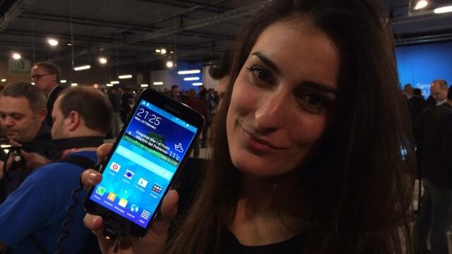 Samsung Galaxy S5, lansat la Barcelona. George Buhnici relateaza despre ce poate sa faca noul model. GALERIE FOTO - Imaginea 8
