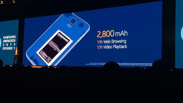 Samsung Galaxy S5, lansat la Barcelona. George Buhnici relateaza despre ce poate sa faca noul model. GALERIE FOTO - Imaginea 11