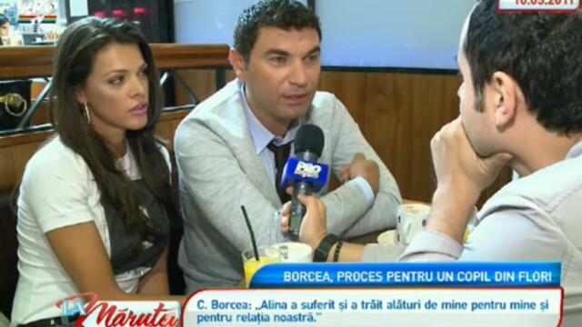 Cristi Borcea, chemat in instanta de o avocata care sustine ca are un copil cu el