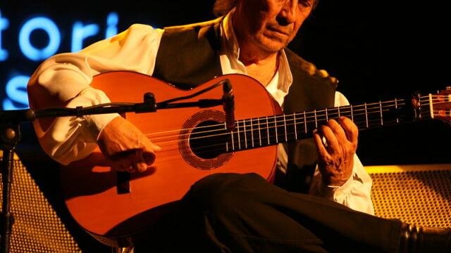 Chitaristul spaniol Paco de Lucia a murit in Mexic