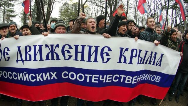 Criza din Crimeea. Rusia, acuzata de