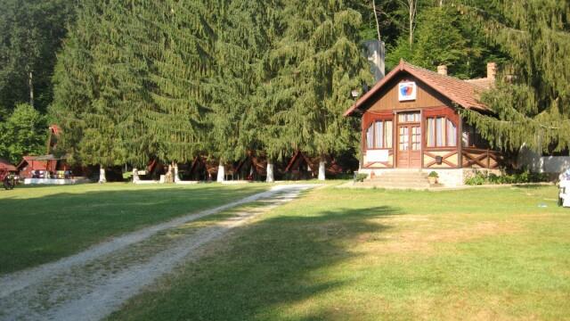 Parcul cu sculpturi de la Casoaia