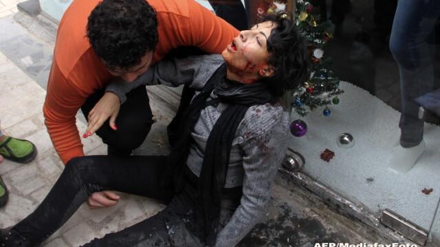 Un fotoreporter egiptean a imortalizat momentul in care o protestatara e ucisa. Povestea emotionanta din spatele fotografiei - Imaginea 4