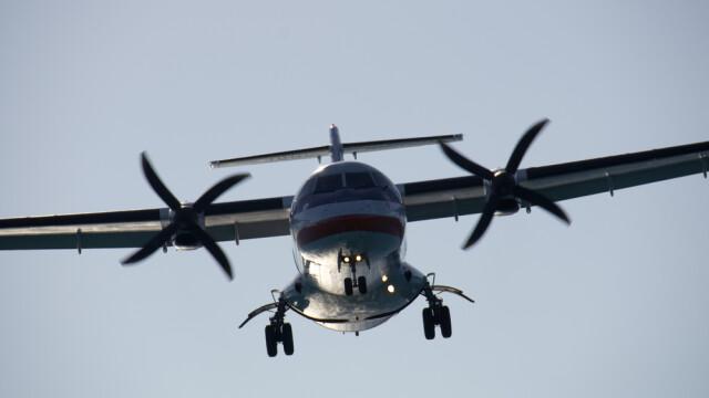 Avioanele ATR-72, implicate in aproximativ doua accidente aviatice anual, in ultimii 10 ani