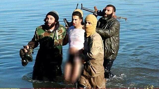 executie pilot iordanian