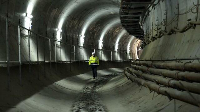 Pe urmele metroului din Drumul Taberei. Cum arata azi tunelele si statiile de pe Magistrala 5