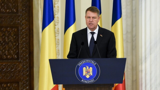 Klaus Iohannis, pentru TV5Monde: Exista coruptie in Romania, sunt hotarat sa sprijin autoritatile implicate in aceasta lupta