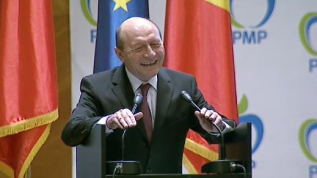 Băsescu: Dragi parlamentari din Comisia SRI, căutaţi-mă după ce îl audiaţi pe Dragnea