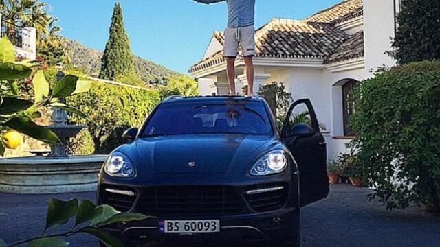 Pozele excentrice pe care bogatasii din toata lumea le pun pe site-urile de socializare - Imaginea 1