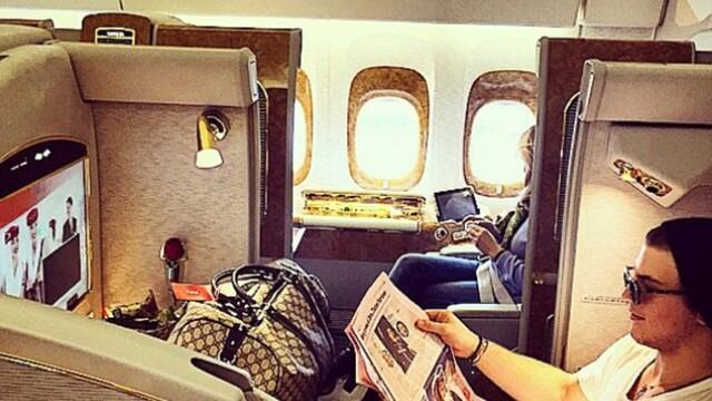 Pozele excentrice pe care bogatasii din toata lumea le pun pe site-urile de socializare - Imaginea 2