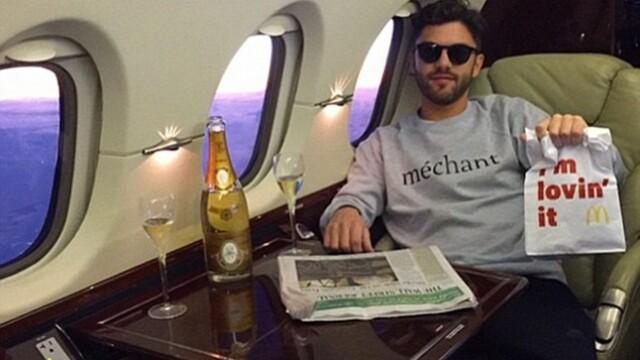 Pozele excentrice pe care bogatasii din toata lumea le pun pe site-urile de socializare - Imaginea 7