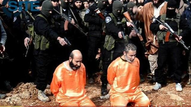 Inca 3 executii comise de Statul Islamic. Jihadistii au impuscat doi