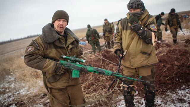 Separatisti pro-rusi din Ucraina