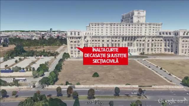 Prima vizita a lui Klaus Iohannis la Inalta Curte de Casatie si Justitie. Judecatorii s-ar putea muta intr-un nou sediu