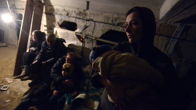 Reportaj CNN: Debaltseve,