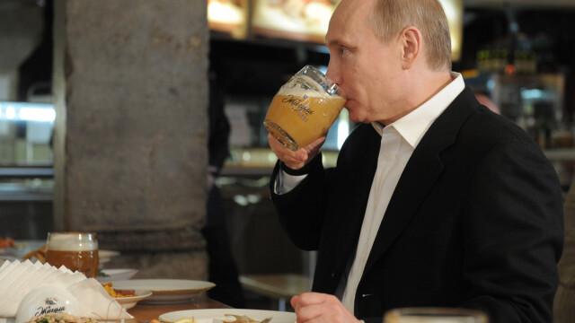 Putin ia primele masuri dupa tragedia produsa de alcoolul contrafacut. 71 de oameni au murit pana acum in Irkutk