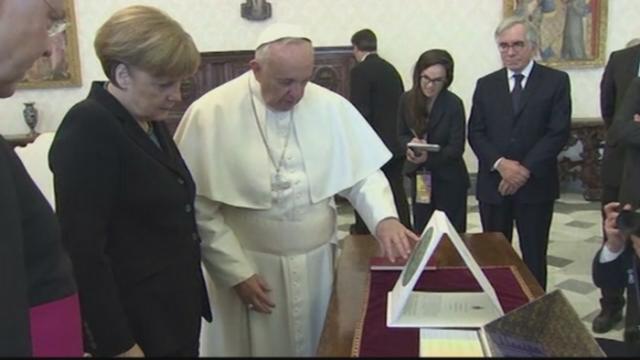 Merkel si Papa