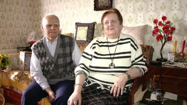 DRAGOBETE. Emilia si Stelian Nica dezvaluie secretul unei casnicii fericite, la 59 de ani de la nunta