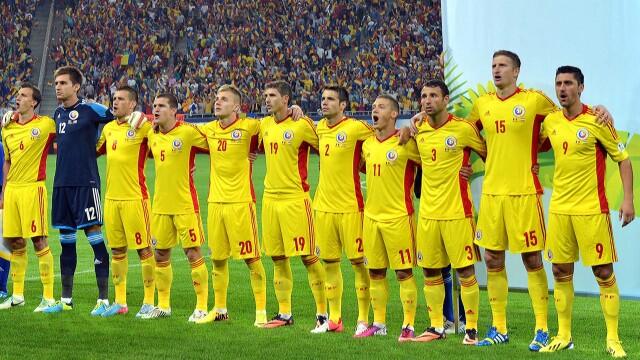 Romania a invins Insulele Feroe, scor 1-0, in preliminariile Euro 2016