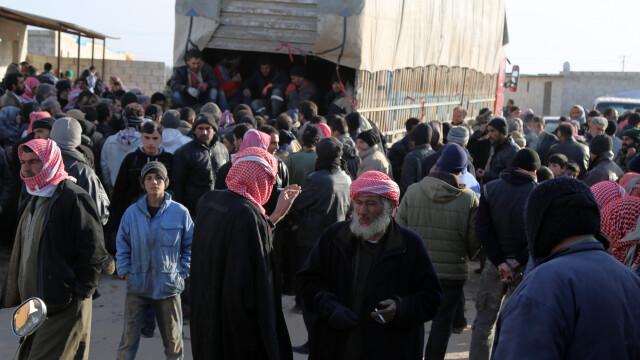 Bebelusii mor de foame in acest oras stapanit de ISIS. Cum arata locul unde o paine costa echivalentul a 180 de lei