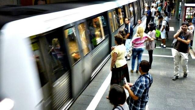 Metrorex incepe, din 19 aprilie, modernizarea statiilor. Primele lucrari, la Republica, Titan si Nicolae Grigorescu