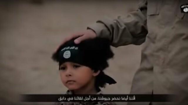 Statul Islamic a dezvaluit un clip cu o noua executie. \