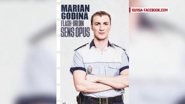 Zi grea pentru Marian Godina. Cel mai popular politist din Romania si-a infruntat sefii si a provocat scandal in institutie
