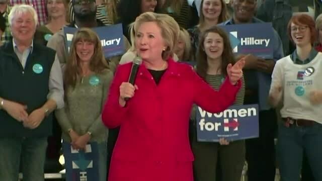 Hillary Clinton a \