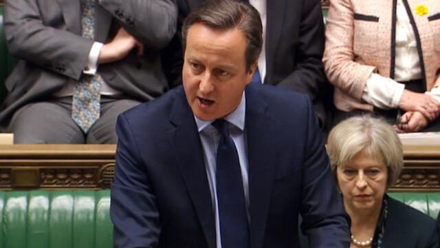 Panama Papers. David Cameron s-a razgandit si recunoaste ca a avut actiuni la fondul de investitii offshore al tatalui sau