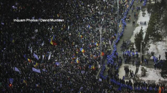 Bulgarii anunta ca vor iesi in strada duminica din solidaritate cu romanii. \