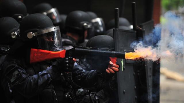 Haos si anarhie in Brazilia. Infractorii si criminalii fac prapad pe strazi, dupa ce politia a intrat in greva. GALERIE FOTO - Imaginea 5