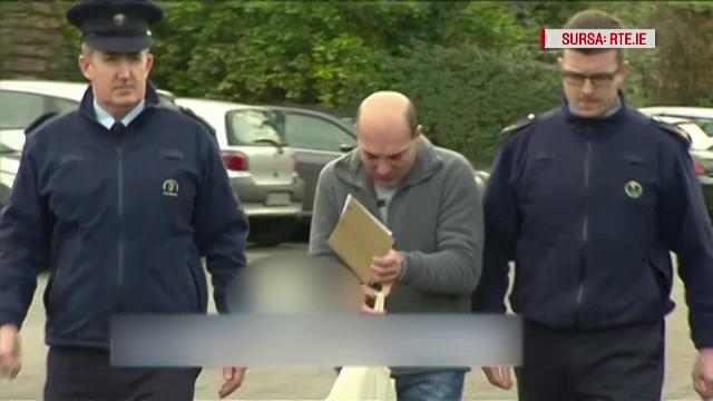 Roman, condamnat la 3 ani de inchisoare pentru fraudarea statului irlandez. A primit 280.000 de euro in 16 ani