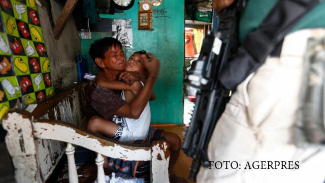 arestare trafic droguri Filipine