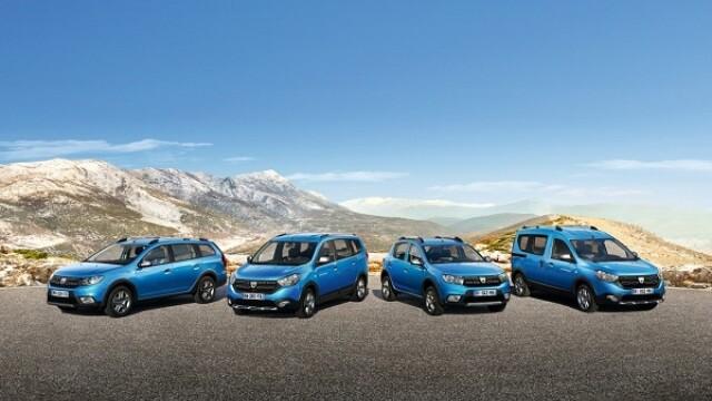 Dacia prezinta trei modele la Salonul Auto de la Geneva. Cum arata noile masini produse la Mioveni si in Maroc. FOTO