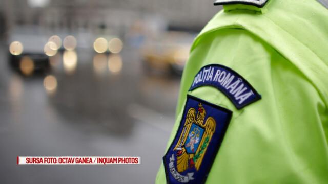 Un sofer baut a fost oprit de politisti cu 12 focuri de arma in judetul Constanta. Ce au descoperit agentii cand l-au prins