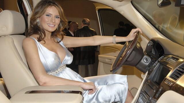 Cardi B a publicat pe internet fotografii nud cu soția președintelui Donald Trump - Imaginea 2