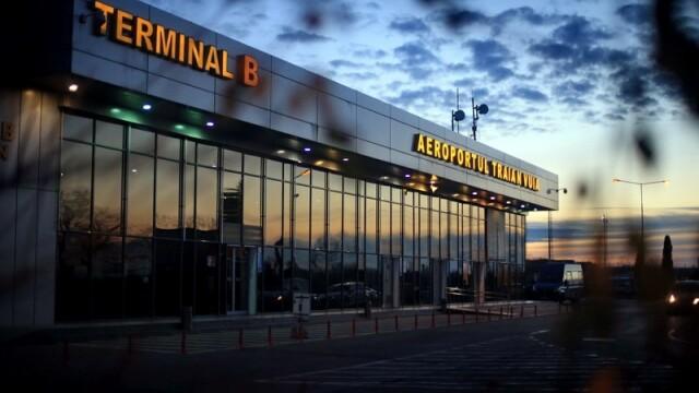 Incident pe aeroportul din Timisoara, vineri seara. Un avion cargo \