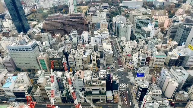 Lectia japoneza. In caz de cutremur, niponii se simt in siguranta in turnuri, nu afara: \