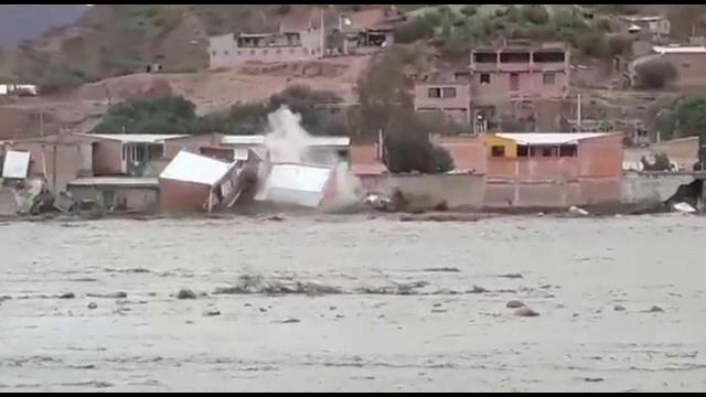 inundatii, bolivia,