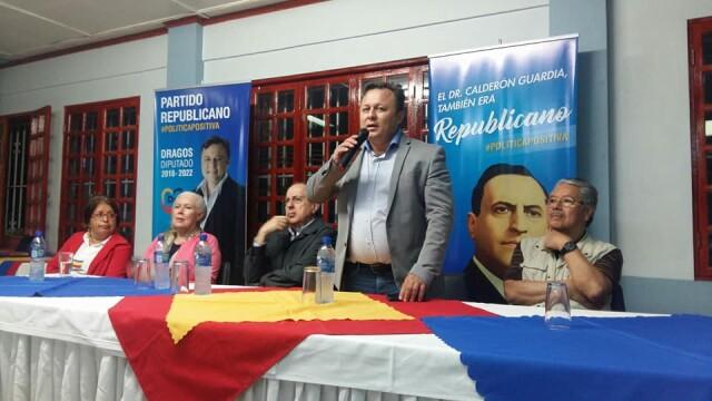 Fiul lui Ion Dolănescu, ales deputat în Parlamentul din Costa Rica