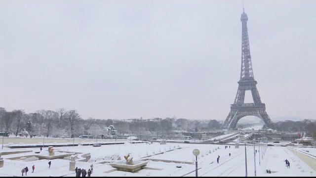 zapada Paris