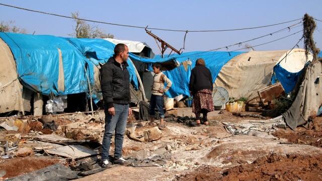 România va primi în următorii 2 ani refugiaţi sirieni din Turcia