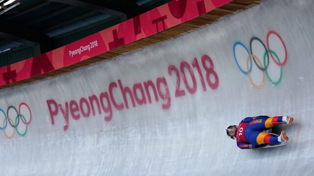 Şapte sportivi români în programul de duminică al Jocurilor Olimpice de la Pyeongchang